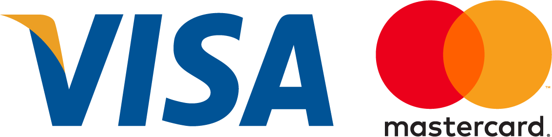 VISA・MASTERロゴ